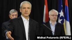 Президент Cербії Борис Тадич