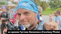 Фоторепортёр из Аргентины, работающий в Новосибирске, Густаво Веласкес