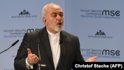 Iranian Foreign Minister Mohammad Javad Zarif says his country is willing to return to full compliance with the 2015 nuclear deal if Europe provides economic benefits (file photo).