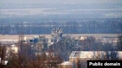 Донецький аеропорт, 13 січня 2014 року