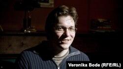Олександр Бікбов, російський соціолог (фото Марка Боярського)