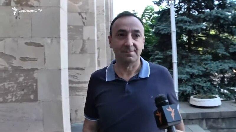ԱԱԾ֊ն մանրամասներ է հայտնել Հրայր Թովմասյանին և նրա ընտանիքի անդամներին առնչվող գործողությունների վերաբերյալ