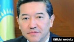Премьер-министр Казахстана Серик Ахметов. Фото взято с официального сайта правительства РК.