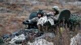 Militari letoni în cadrul unor exerciții ale NATO