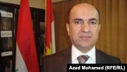 عضو مجلس النواب العراقي عن حركة التغيير لطيف مصطفى