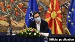 Претседателот на Северна Македонија, Стево Пендаровски