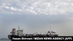 В 2019 році Велика Британія вже вдавалася до військового супроводу своїх кораблів, коли іранські військові захопили танкер Stena Impero (на фото) під британським прапором в Ормузькій протоці