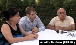 Dilarə xanım, Ştefan və Niyazi Mehdi