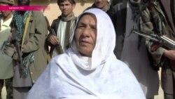 """Бесстрашная """"Кафтар"""": женщина, давшая отпор """"Талибану"""""""