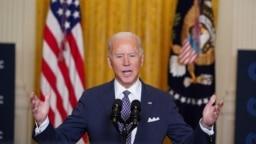 حضور و سخنرانی جو بایدن، رئیس جمهور ایالات متحده، در کنفرانس امنیتی مونیخ و نشست گروه ۷ که به صورت مجازی برگزار شد