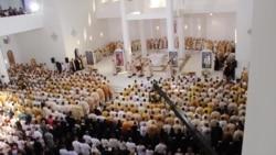 Освячення патріаршого собору УГКЦ
