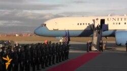 Kerry viziton Prishtinën