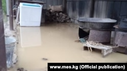 Последствия селевого паводка в Баткенской области, 3 августа 2021 г.