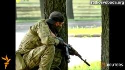 Бої із бойовиками в Донецьку (26 травня)