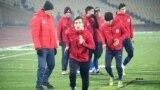 Дастаи мунтахаби ҷавонони то 19-солаи футболи Тоҷикистон.