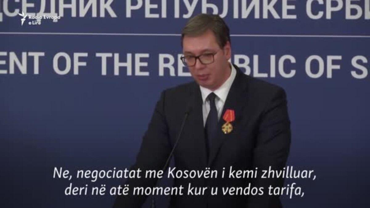 Deklaratat e Putinit dhe Vuçiqit