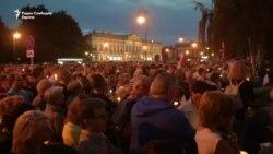 Во Полска протести во одбрана на незвисноста на судството