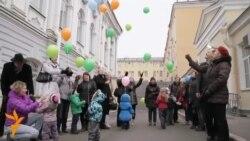 22.10.2014 - Протести во Русија, Киргистан, Пакистан
