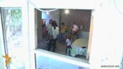 Լուգանսկից Հայաստան փախած ընտանիքը հազիվ է «գոյատևում»