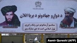 Kabul, Afganistan, 9 septembrie 2021.