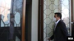 Премиерот Зоран Заев пред Судот во Скопје