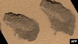 Në Planetin Mars - pamje e siguruar nga NASA