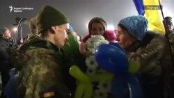 Украина и проруските бунтовници разменија заробеници