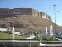 The citadel in Irbil