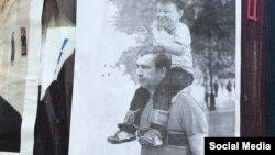 """""""Люди добрые, помогите мальчику стать мэром!"""" Боровик на плечах у Саакашвили"""
