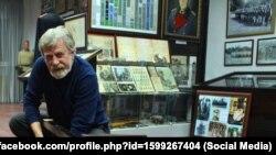 Владимир Мелихов в Музее антибольшевистского сопротивления