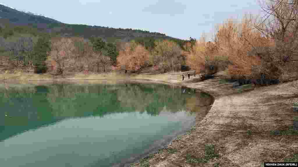 В советское время пруд называли Юбилейным, поскольку соорудили его к 30-летию Победы, но это название не прижилось
