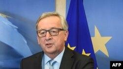 Претседателот на Европската комисија Жан Клод Јункер