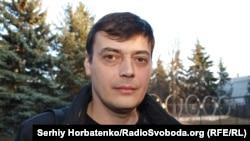 Андрей Плакущий, голова поселка Мирное