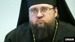 Ректор Київської духовної академії і семінарії, єпископ УПЦ (Московського патріархату) Сильвестр (Стойчев)