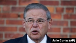 U.S. Senator Bob Menendez is the minority leader of the Senate Foreign Relations Committee. (file photo)