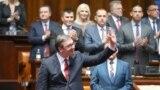 Vučić očigledno želi da na novoj poziciji ojača svoj nacionalni imidž, smatra Bodo Weber