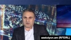 Քաղաքական մեկնաբան Արմեն Բաղդասարյան