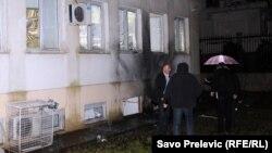 Bombaški napad na prostorije Vijesti, decembar 2013.