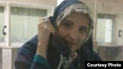 Hengameh Shahidi, Iranian journalist and activist, was arrested again on 9 March 2017