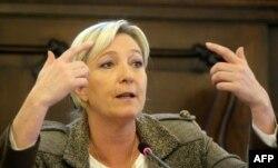 Marine Le Pen la Praga, la 6 mai