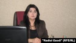 Судья Наргис Ёдгорзода
