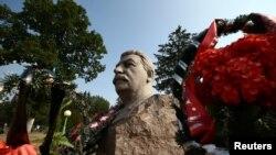"""Stalin Line"" memorialı, Minsk, 10 sentyabr 2016"
