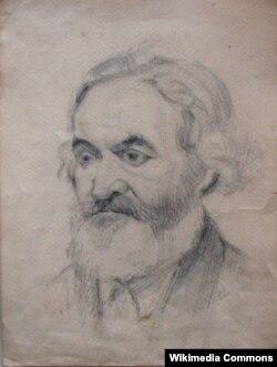 Уладыслаў Галубок. Партрэт старога, 1936 год