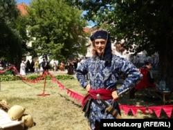 Магілёўскі рыцар Павал Пастухоў.
