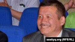 Серік Жанболат, Табылды Досымовтың курстасы. Ақтөбе, 25 сәуір 2012 жыл.