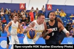 Матч Україна – Франція