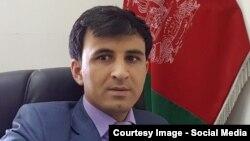 اکبر رستمی سخنگوی وزارت احیا و انکشاف دهات افغانستان