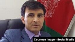 اکبر رستمی سخنگوی وزارت زراعت و مالداری افغانستان