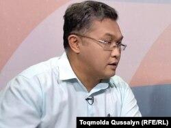 Колишній співробітник Міністерства закордонних справ Расул Жумали