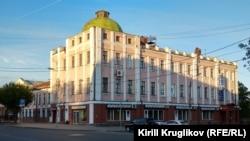 Череповец, промышленный центр Вологодской области